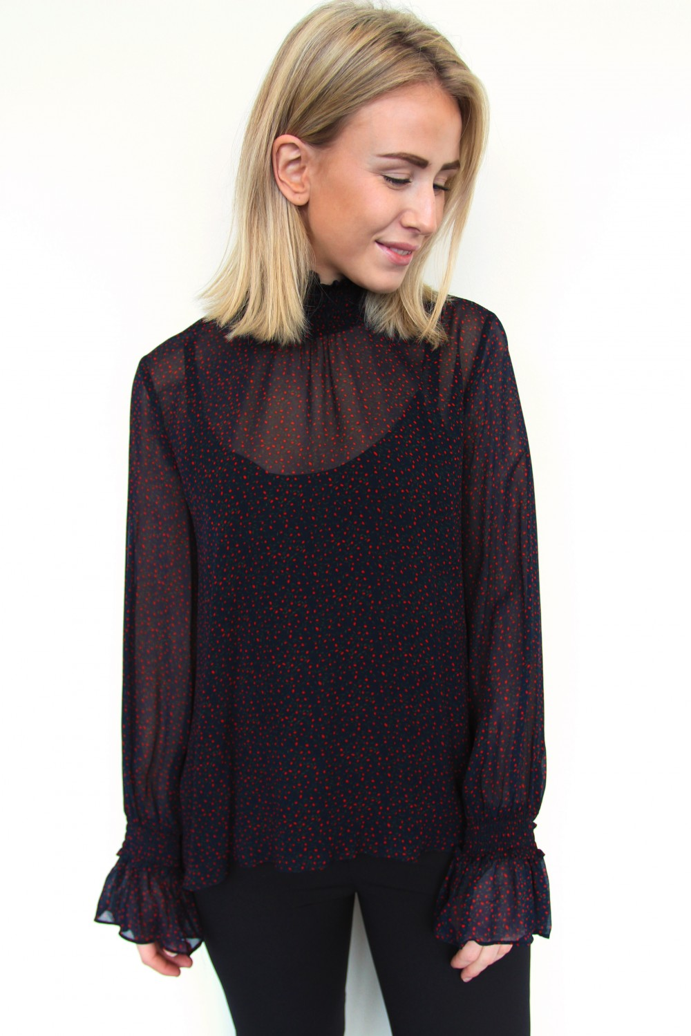 Just Female Asta Blouse
