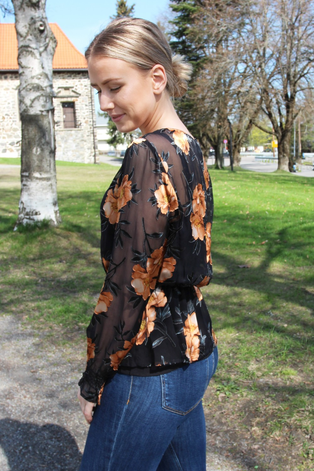 Just Female Antonia Blouse