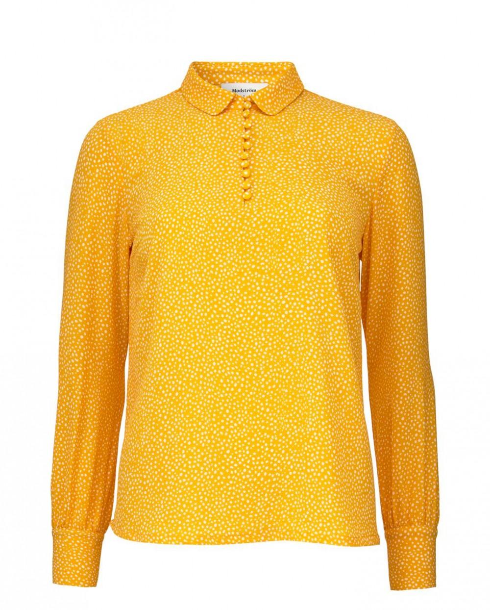 MODSTRØM Magnolia Print Shirt