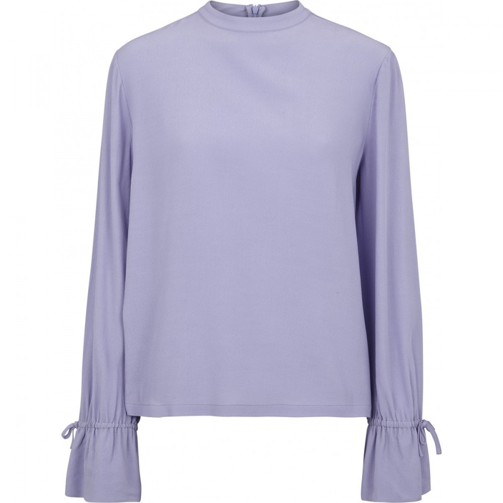 Just Female Maise Blouse Lavendel