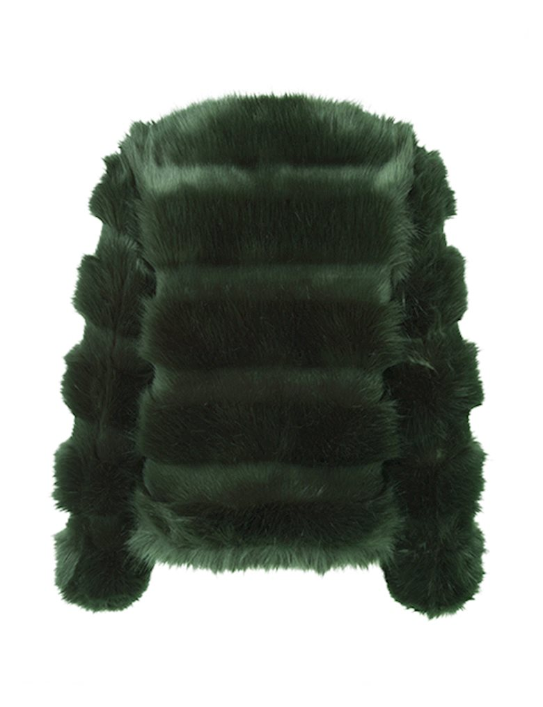 M by M  Elvin Faux Fur