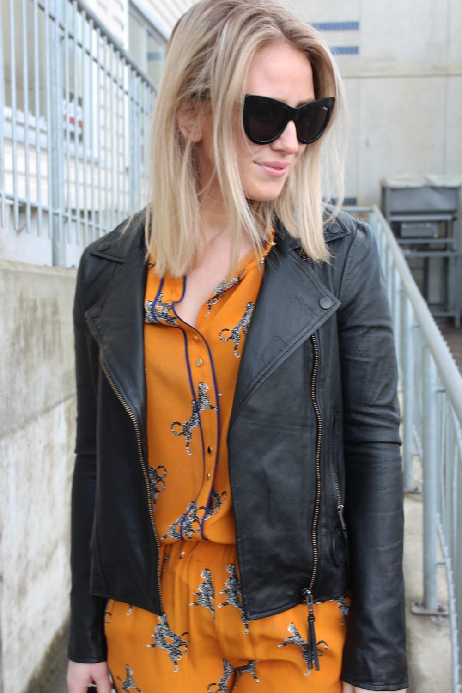 MbyM Vika Leather Jacket