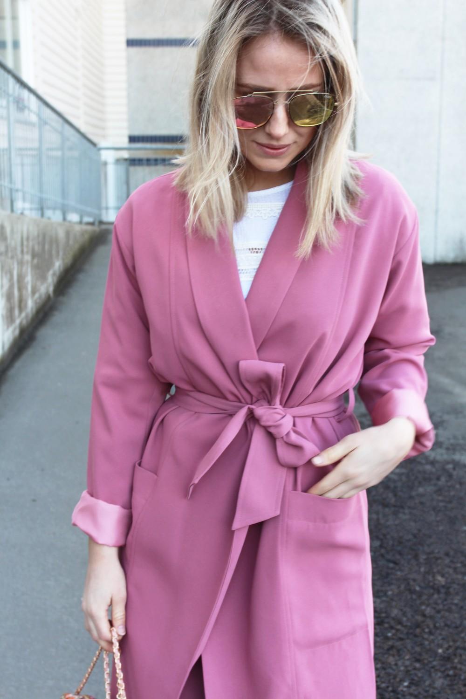 MbyM Zap Andria Rose Coat