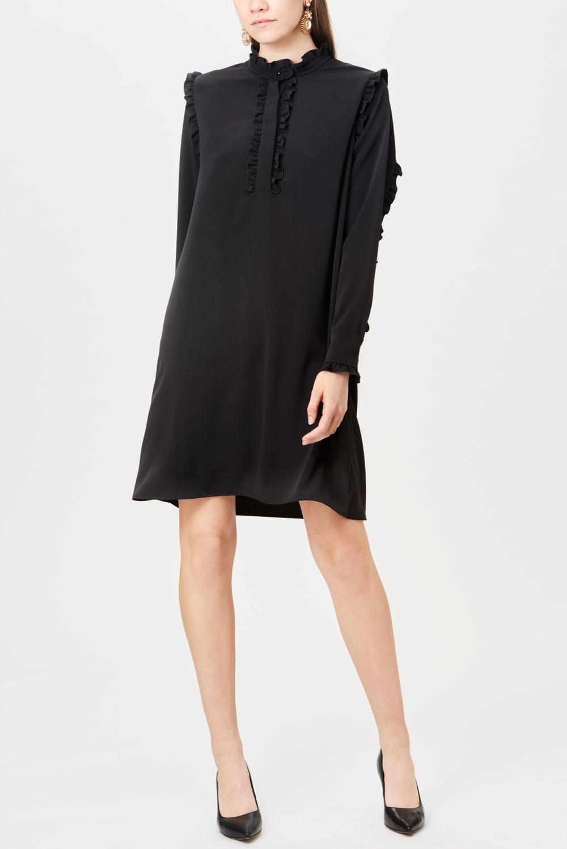 Billie & Me Libertine Dress Black