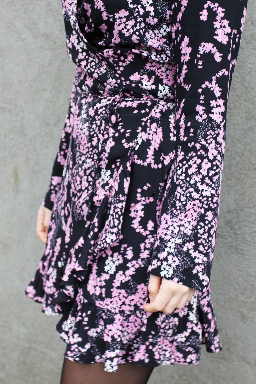 Just Female Theia Wrap Dress