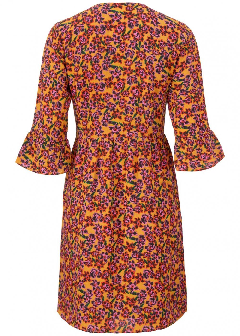 MODSTRØM Madonna Print Dress