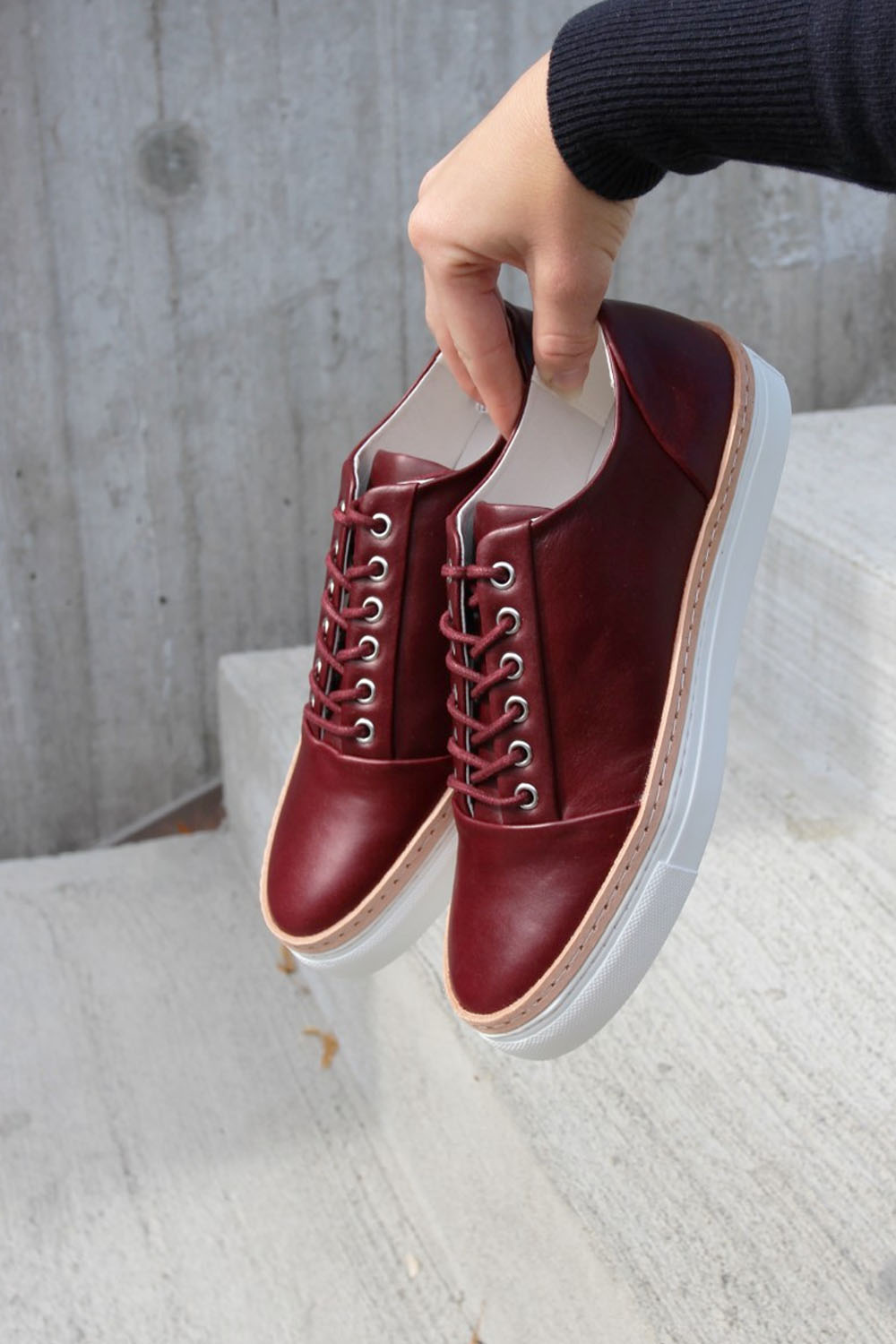 Whyred Beeton Oxblood