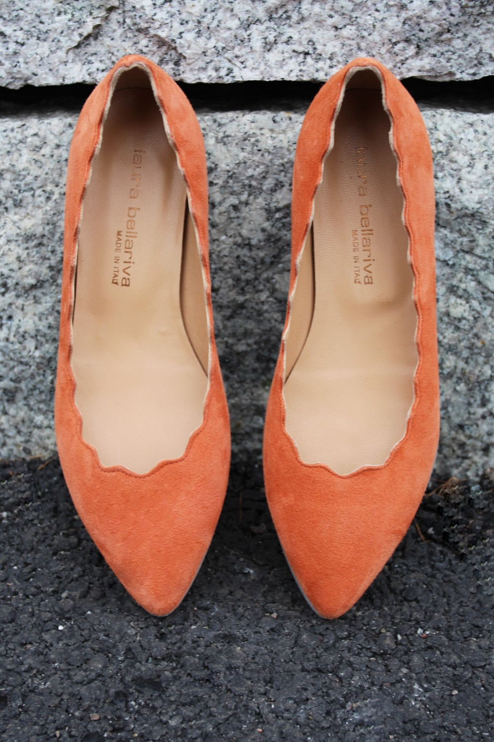 Laura Bellariva Striss Orange