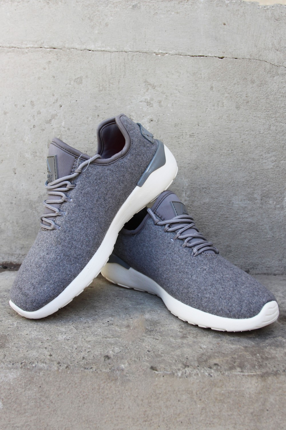 ad5a7371 Asfvlt Speed Sock Grey Wool Asfvlt Speed Sock Grey Wool ...