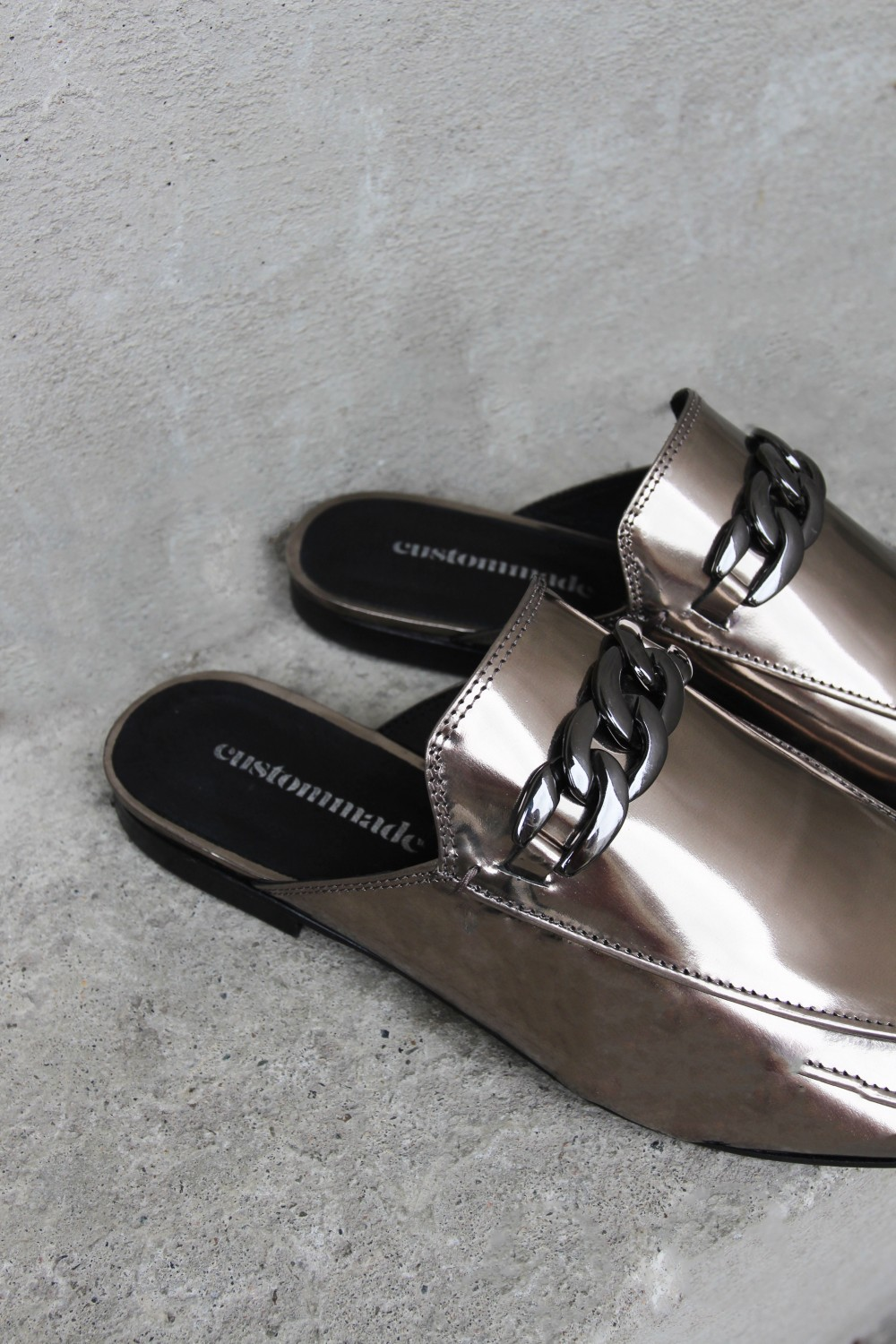 Custommade Loafer Gunmetal