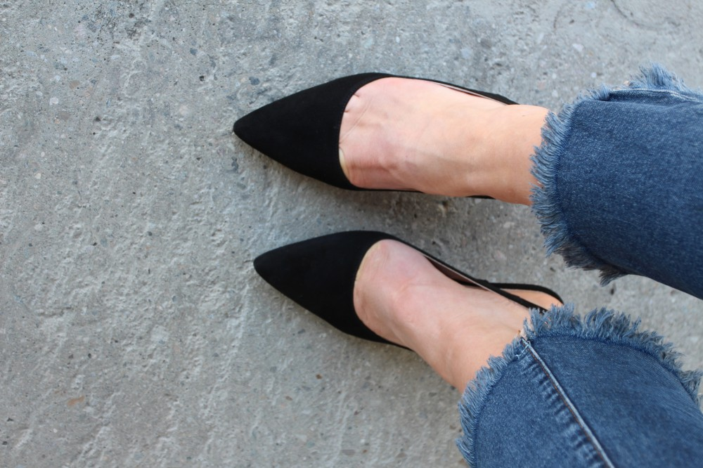 Front Society Shoes Black Pumps