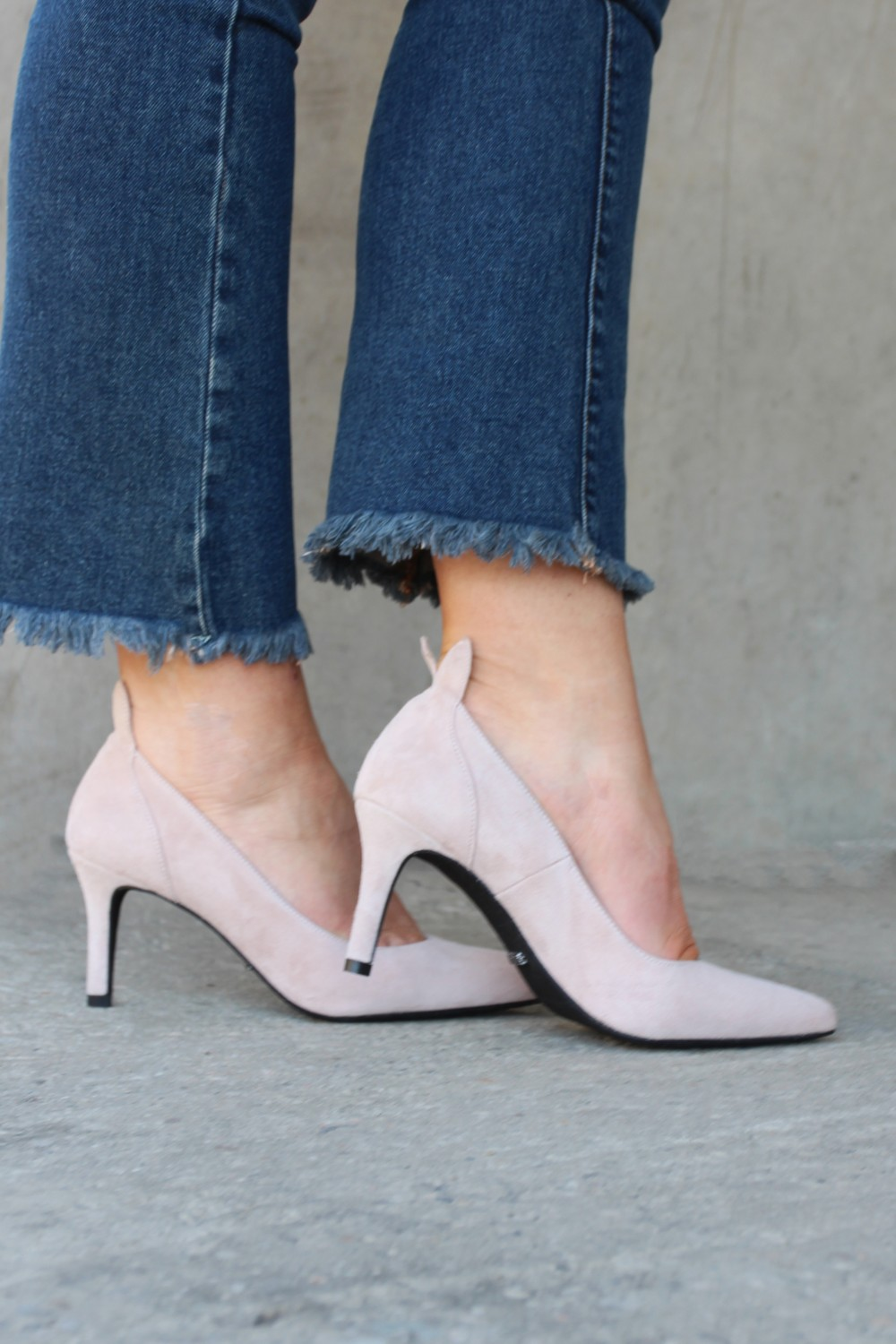 Front Society Shoes Pumps Nude