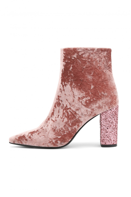 Custommade Aiya Velvet Heels