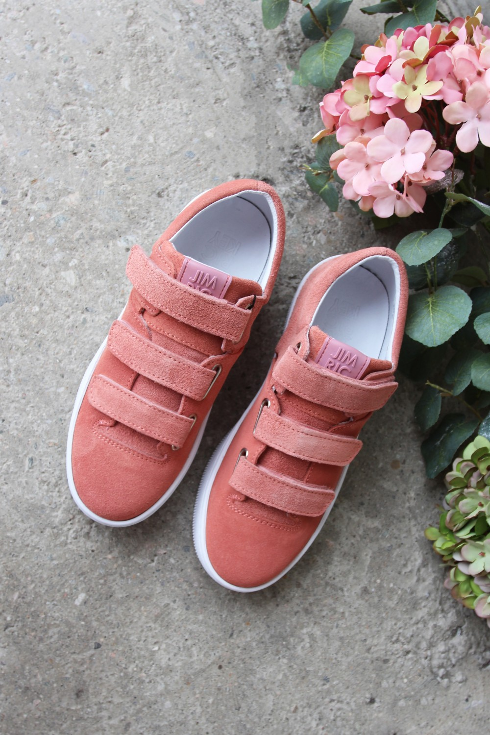 Jim Rickey Cloud Fat Velcro Pink