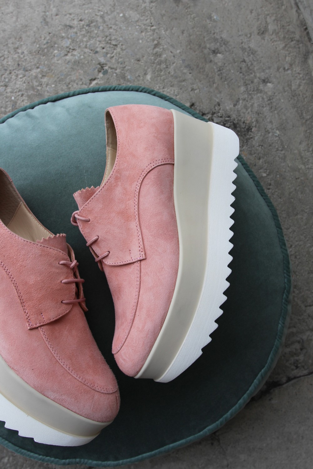 Front Society Shoes Amalfi Salmon