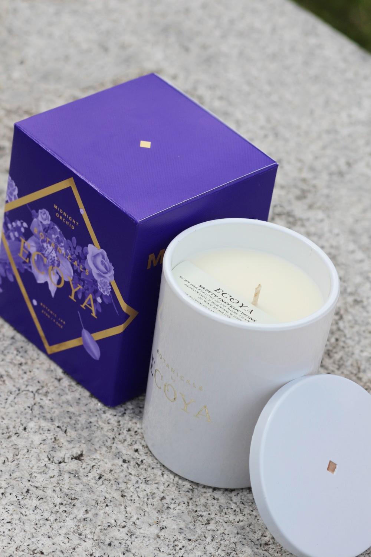 Ecoya Midnight Orchid Botanic Jar