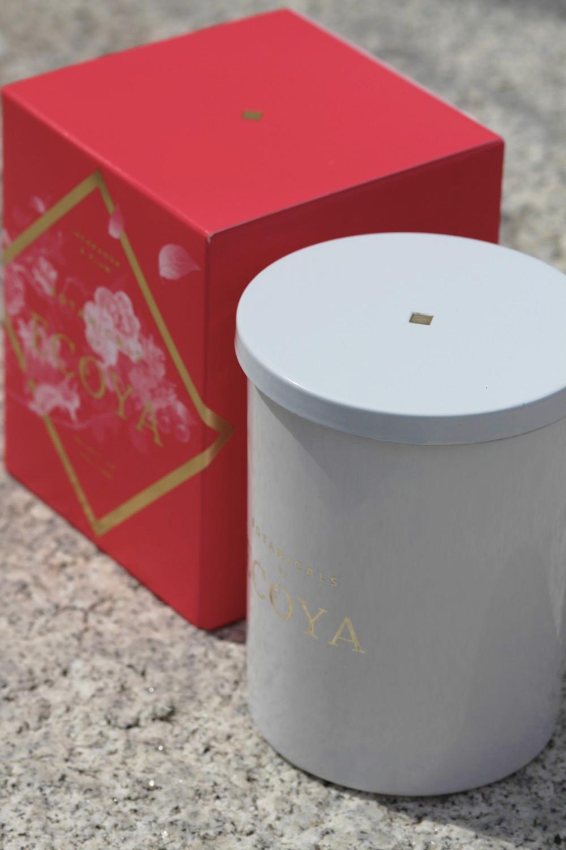 Ecoya Jacaranda & Plum Botanic Jar