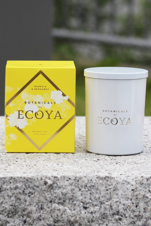 Ecoya Banksia & Bergamot Botanic Jar