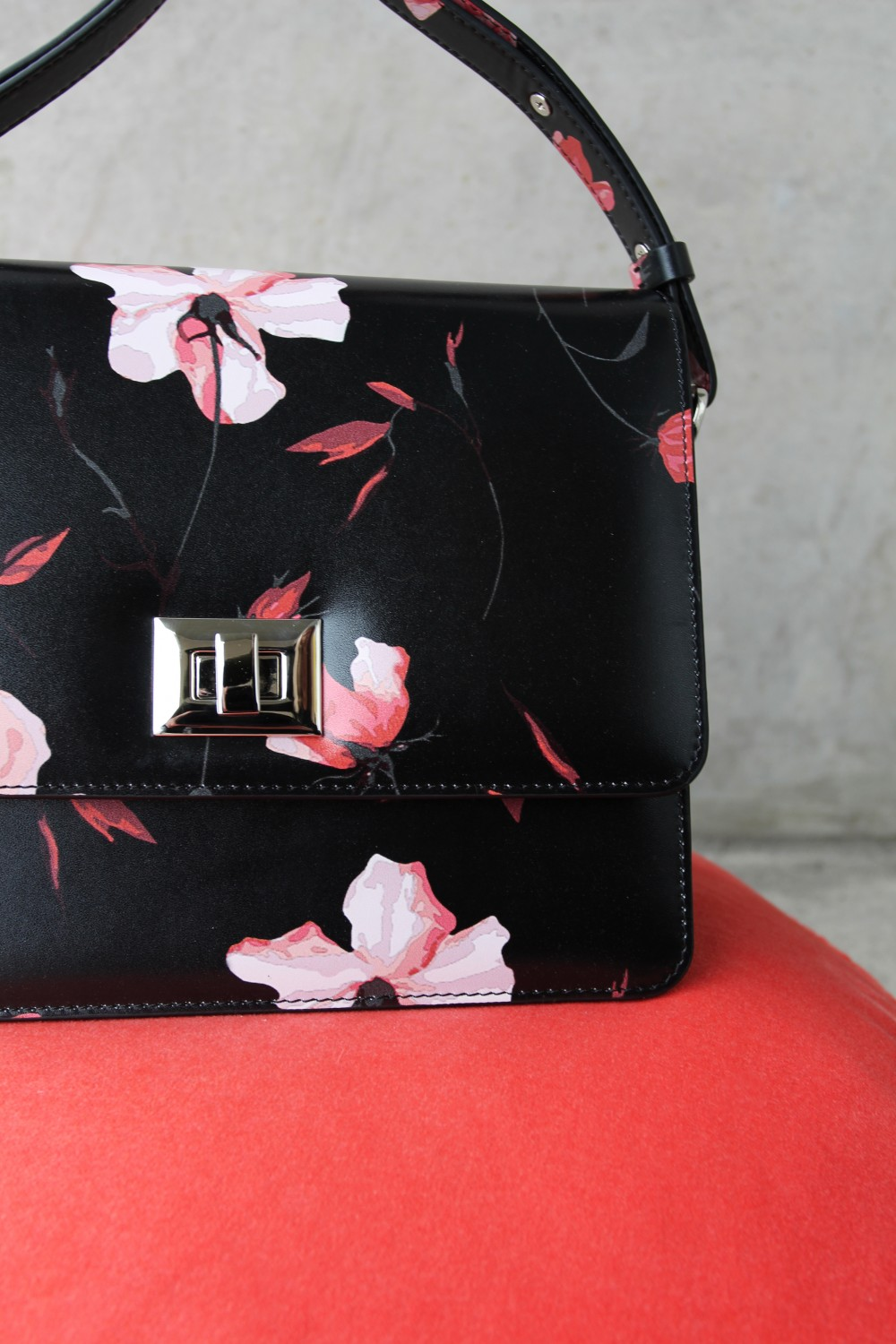 Just Female Empire Bag Black