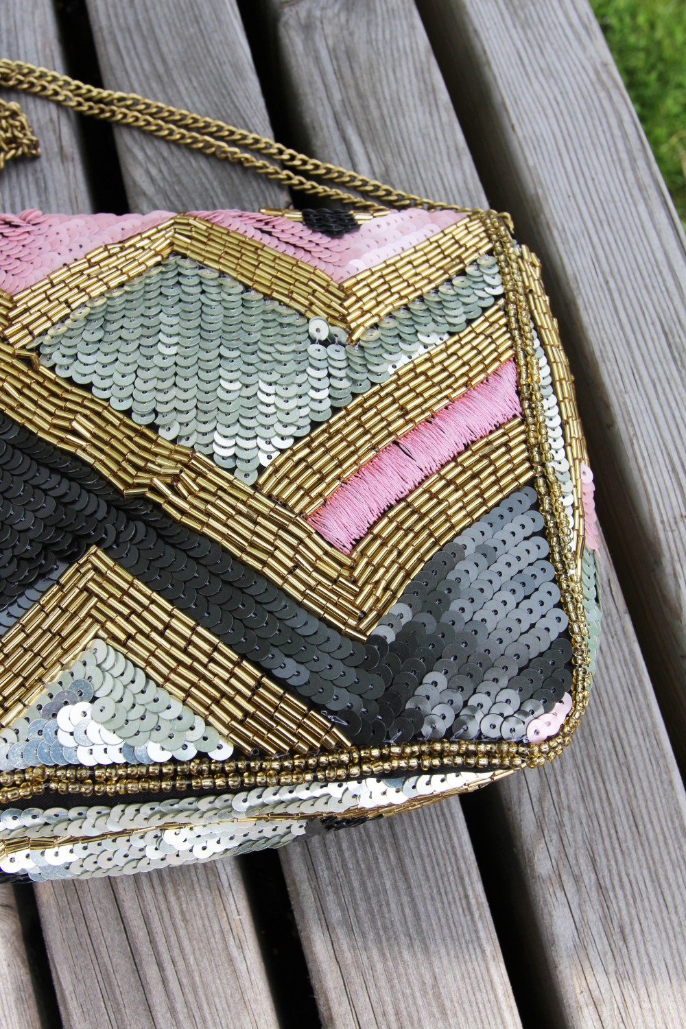 Beck Søndergaard Lono Sequin Bag