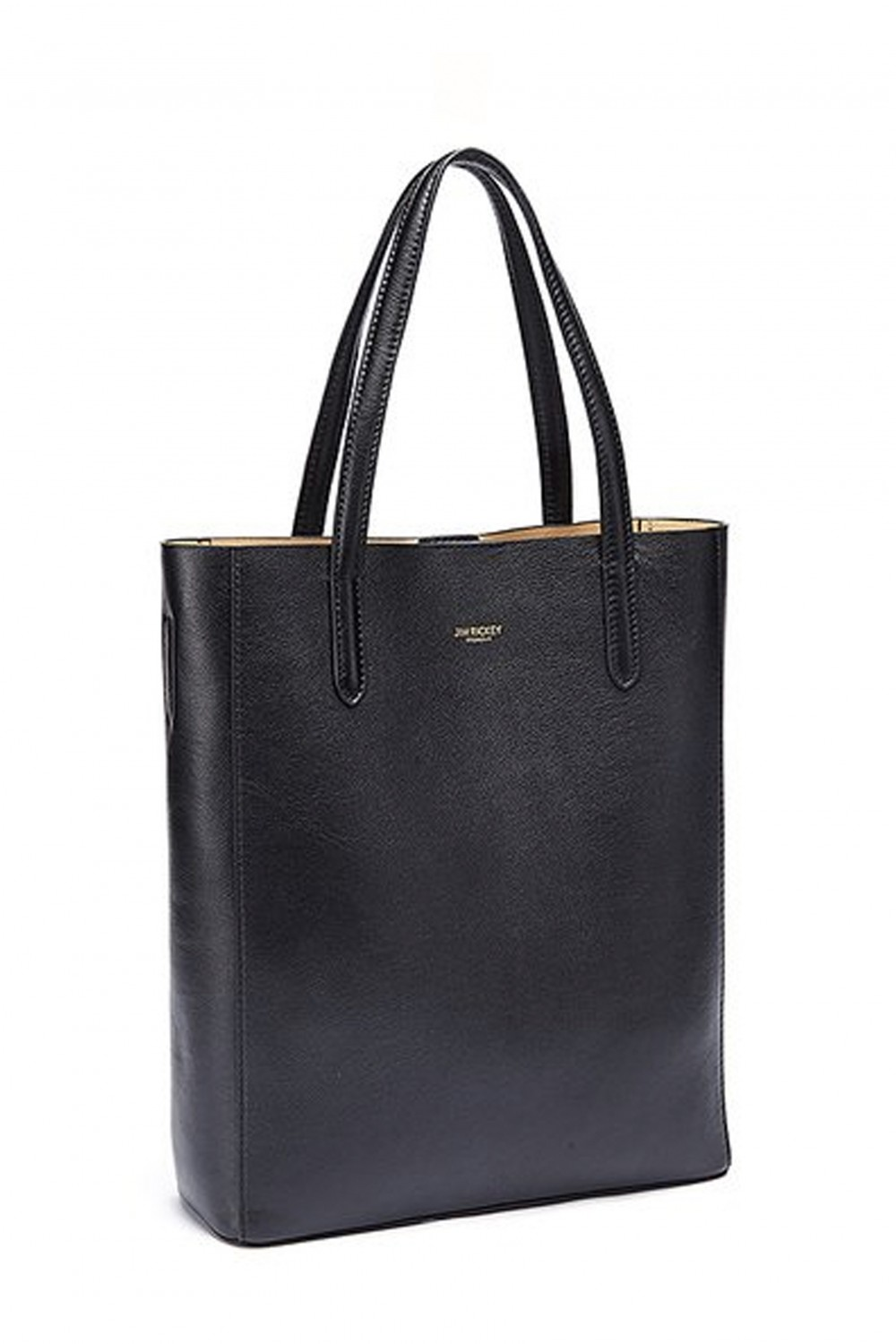 Jim Rickey Ann Mini Shopper Black