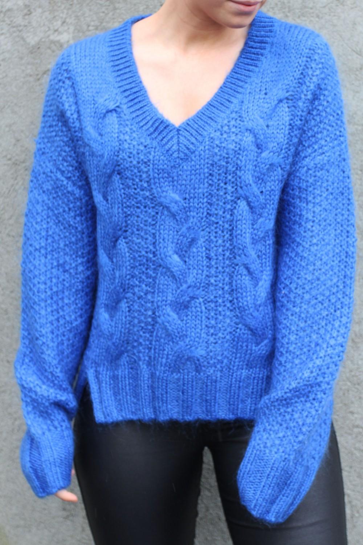 Baum und Pferdgarten Coralie Knit Blue