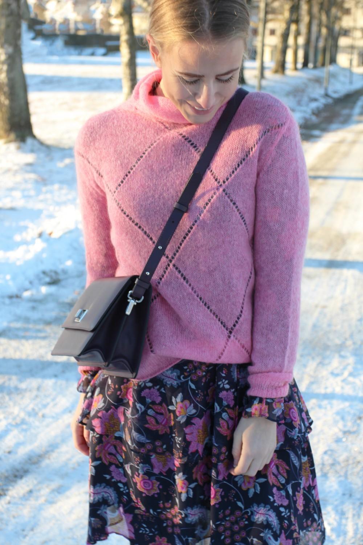 Stella Nova Soft Mohair Sweater