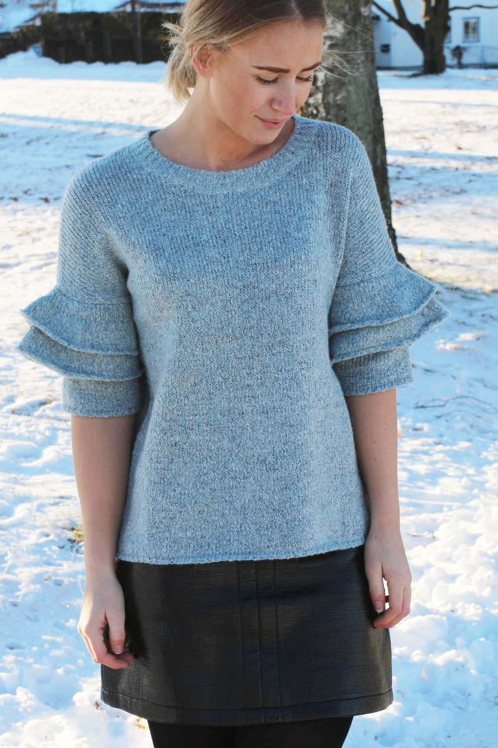 Custommade Cheilia Pullover