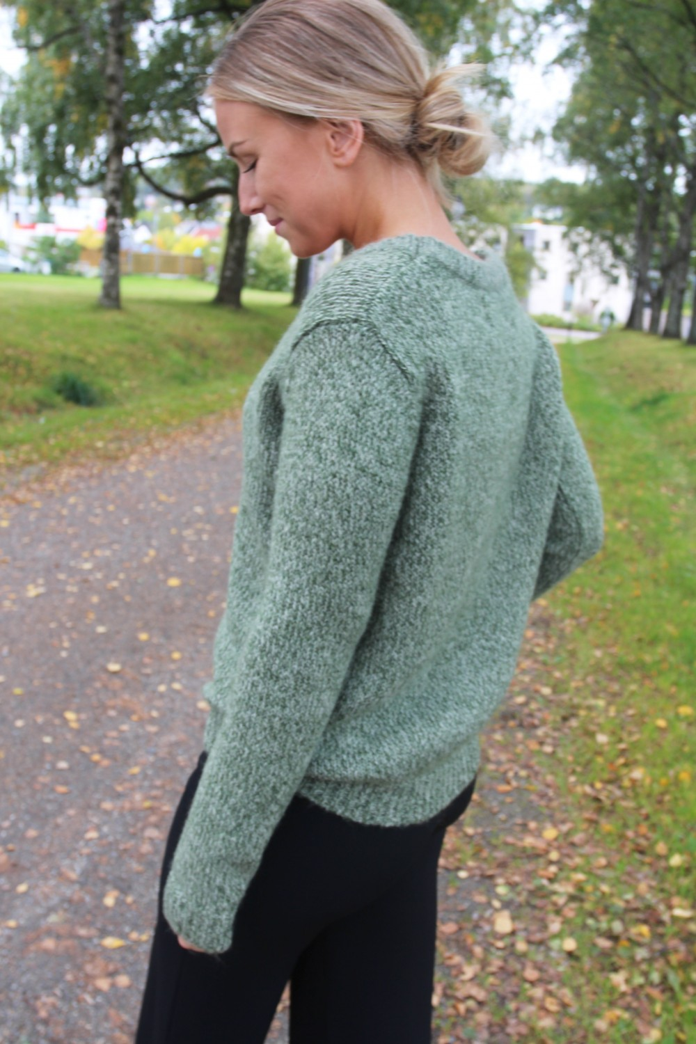 Iben Buddy Sweater Fog