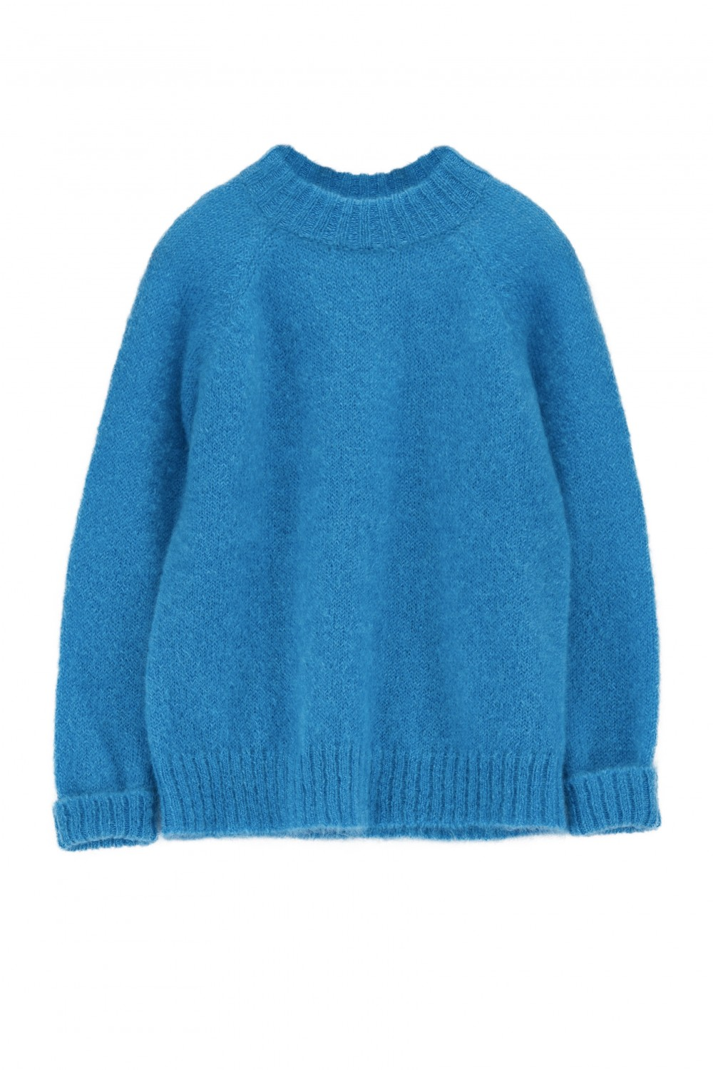 Iben Monty Sweater Spark Blue