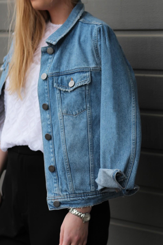 Just Female Volt Denim Jacket