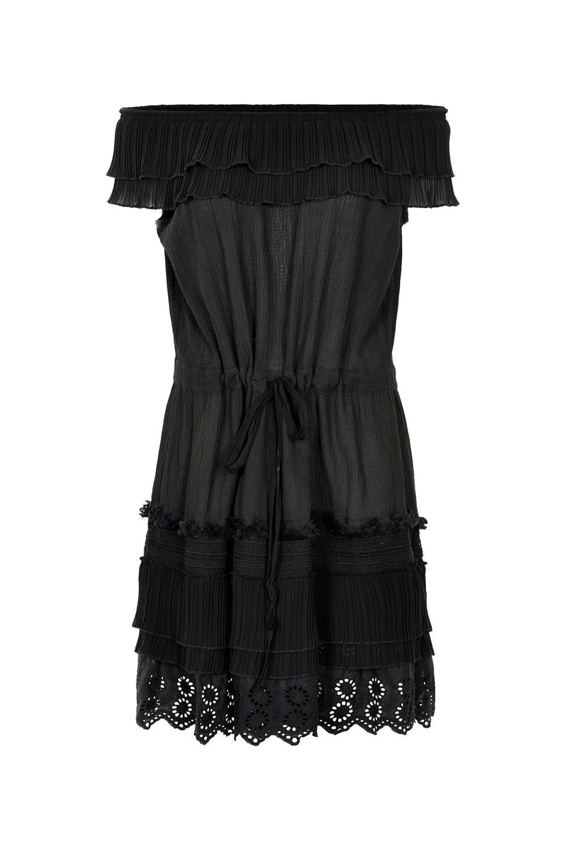 Stella Nova Patchwork Lace Dress