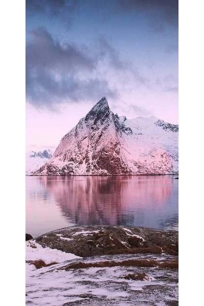 Kristine Vikse Reine In Lofoten