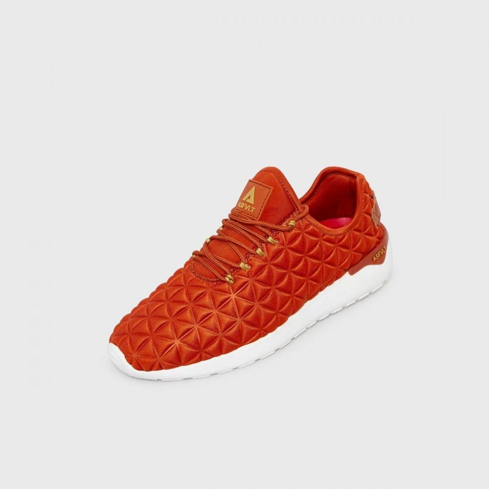 Asfvlt Speed Sock Orange
