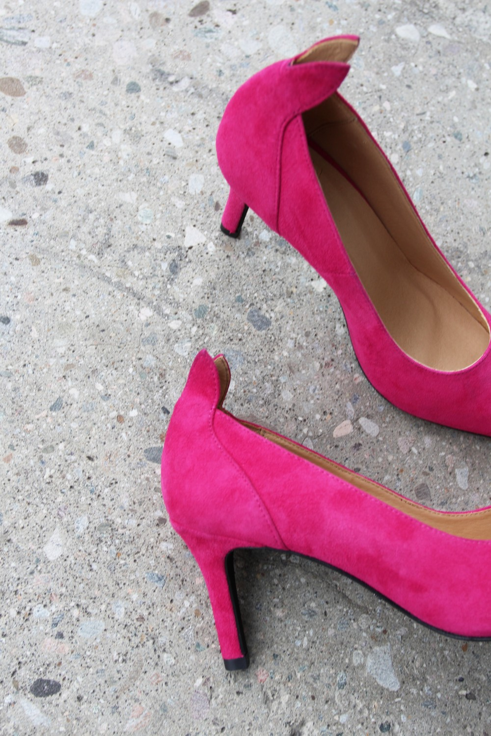 Front Society Shoes Ante Pink