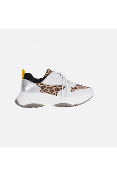 BlueonBlue Leopard Combi