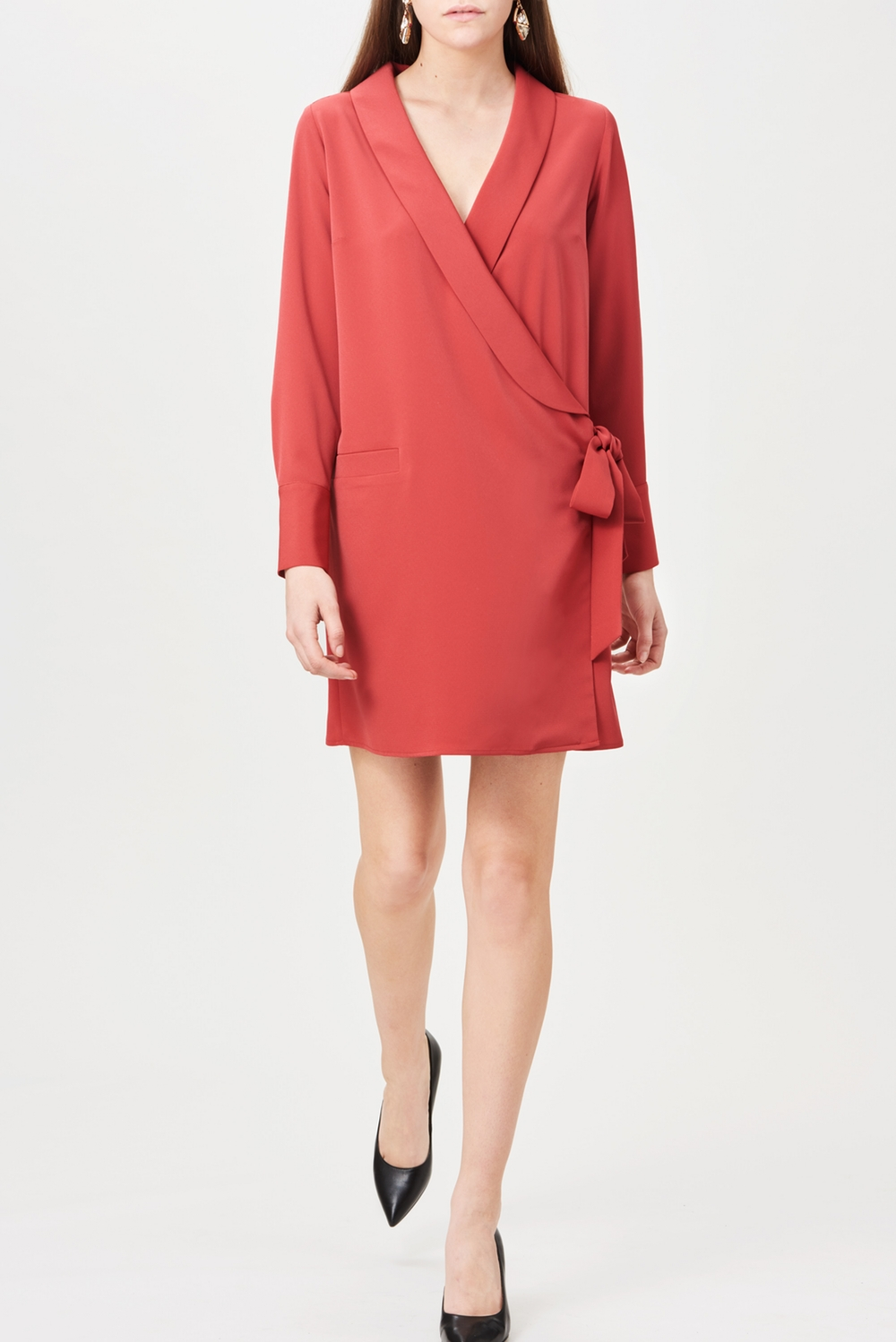 Billie & Me Eugenie Dress Roseship