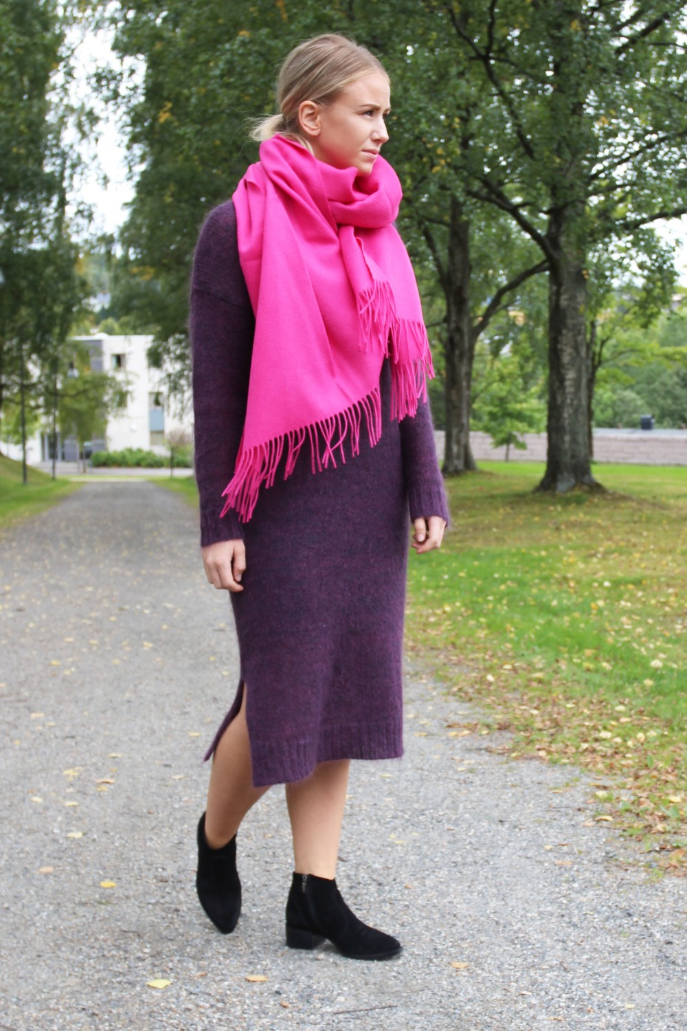 Stella Nova Mohair Dress