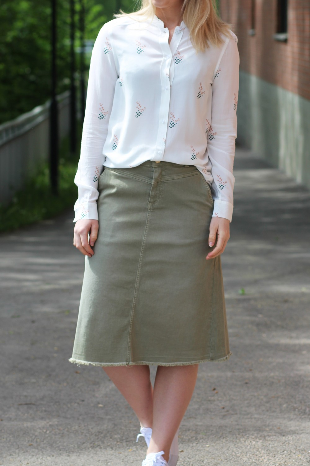 Custommade Juane Skirt