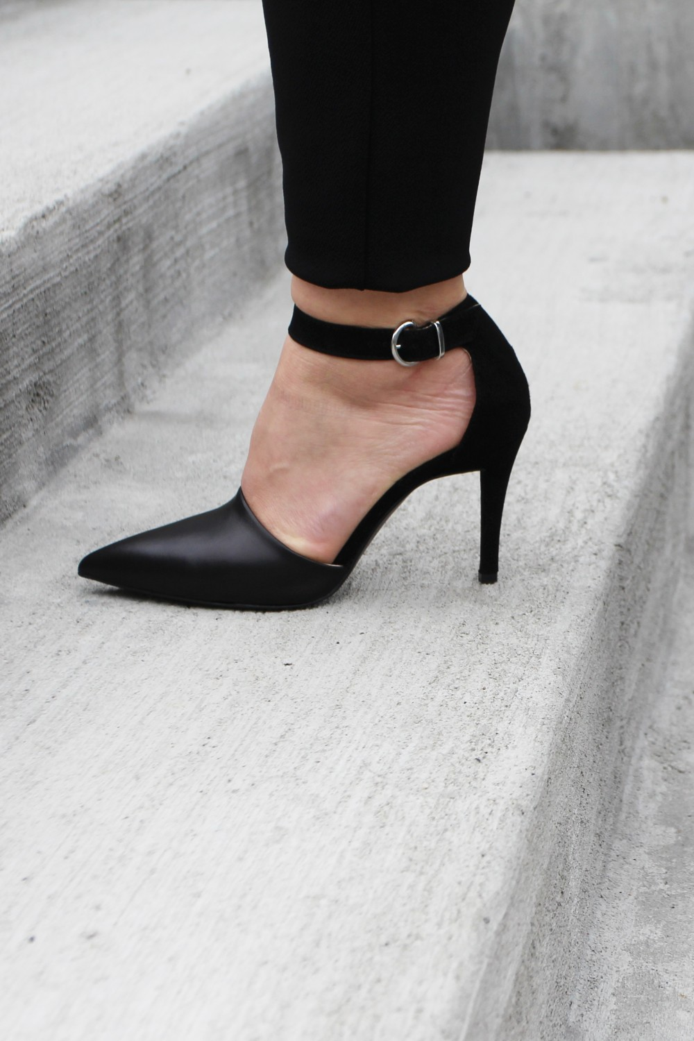 Front Society Shoes Maxime Nero